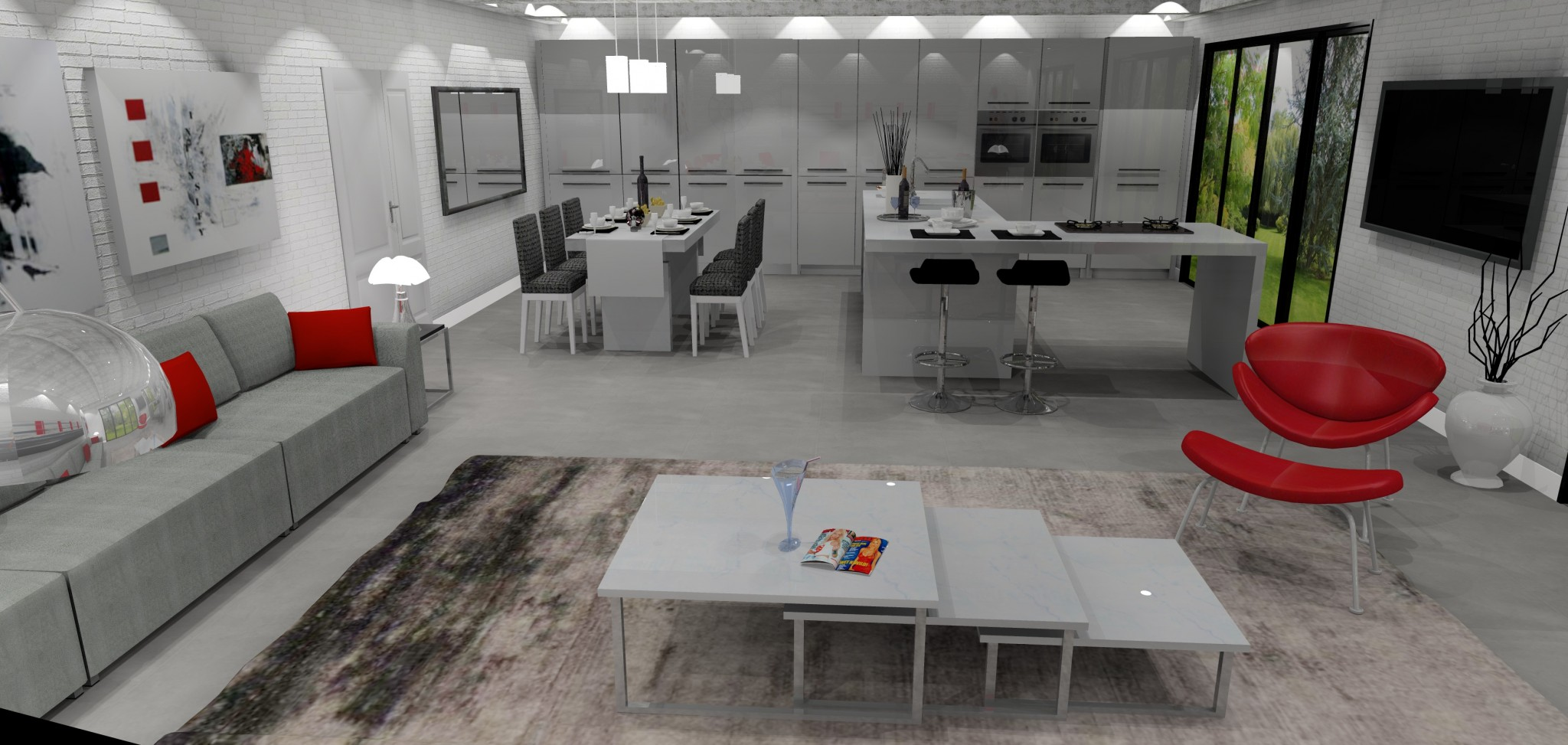 r habilitation d 39 un hangar en loft ch teau thierry. Black Bedroom Furniture Sets. Home Design Ideas